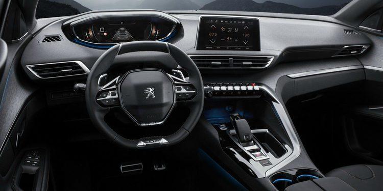 Los SUV de Peugeot contarán con EAT8