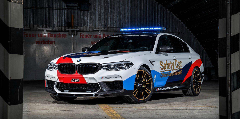 Nuevo BMW M5 MotoGP Safety Car