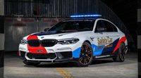 Nuevo BMW M5 MotoGP Safety Car