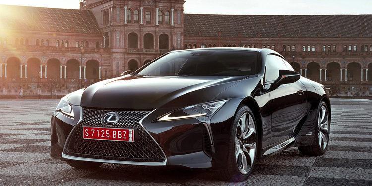 Lexus LC 500H Review 2018