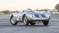 Sale a subasta un Porsche 550A Spyder 1958