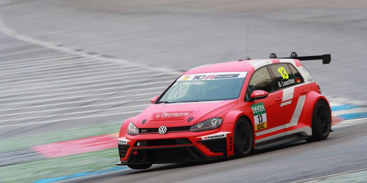 West Coast Racing elige a Benjamin Leuchter para Dubái