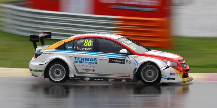 Campos Racing tendrá dos Chrevolet RML Cruze TC1 en Macao
