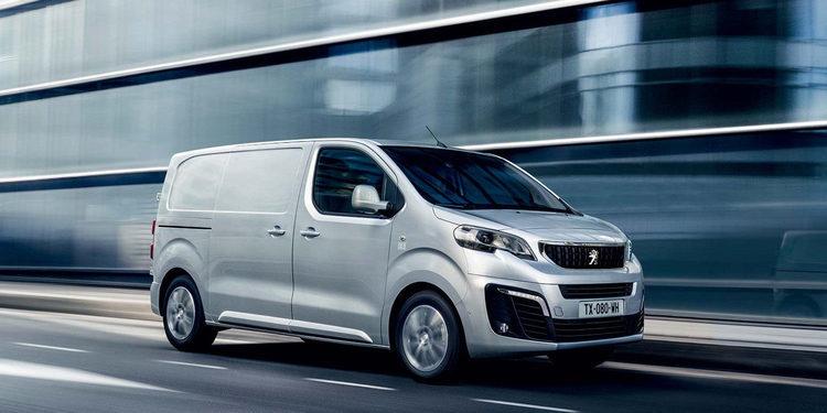 Peugeot presentó la Expert 2018