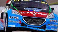 """Grégoire Demoustier: """"Tres meses sin rallycross ha sido mucho tiempo"""""""