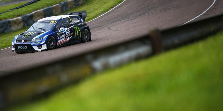 "Johan Kristoffersson: ""Parece que será un circuito muy divertido"""