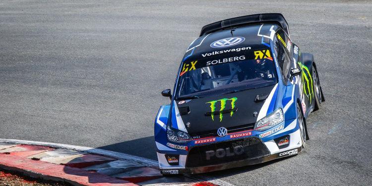 """Petter Solberg: """"Fue una gran decisión competir en Alemania"""""""