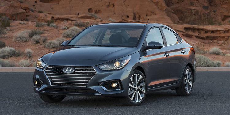 Hyundai presentó el Accent 2018