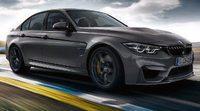 BMW presentó el M3 CS 2018