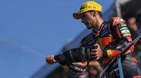 Oliveira vuela una vez más sobre su KTM
