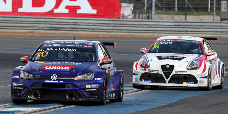 Balance de pesos de las TCR International Series en Dubái 2017