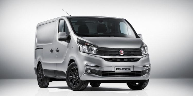 La Talento de Fiat 2018