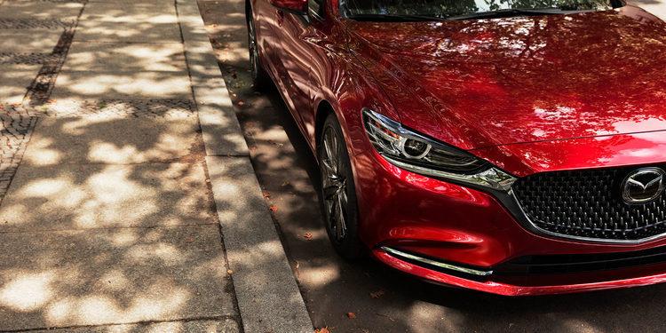 Nuevo Mazda 6 2018