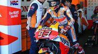 Honda toma el control en el segundo día de test en Valencia