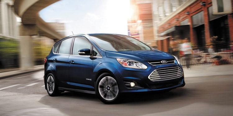 Nuevo Ford C-Max Hybrid 2018