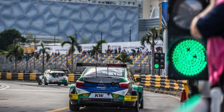 Resultado de la Carrera Inaugural del Mundial de Turismos (WTCC) 2017 en Macao