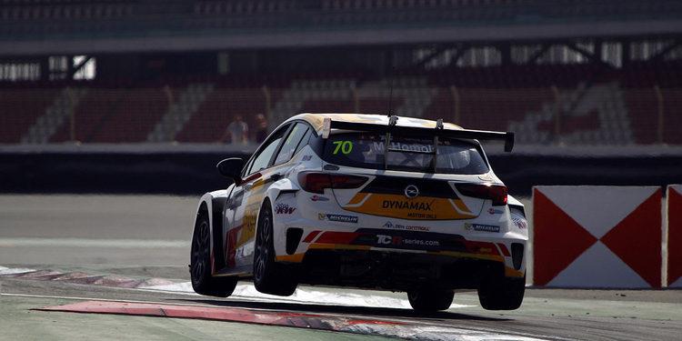 Resultado de la Carrera 2 de las TCR International Series 2017 en Dubái