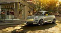 MINI EV el nuevo concepto totalmente eléctrico de la casa BMW Group