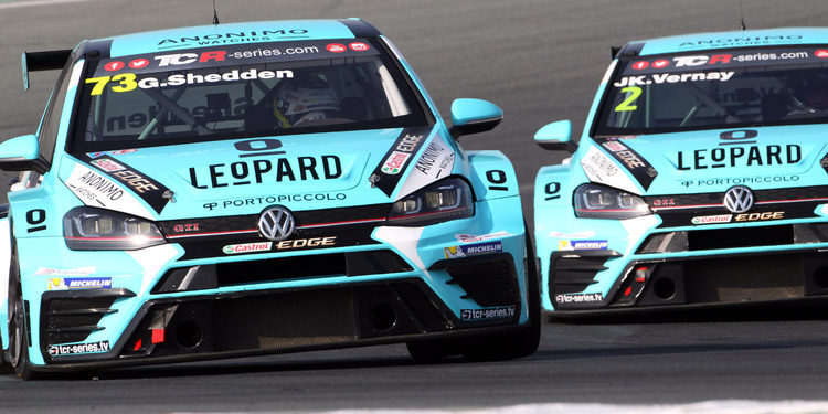 Gordon Shedden sale contento de su debut con Leopard Racing