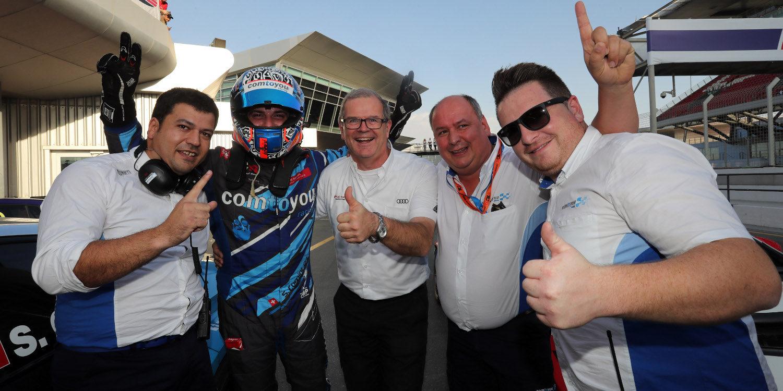 Stefano Comini valora con optimismo su temporada