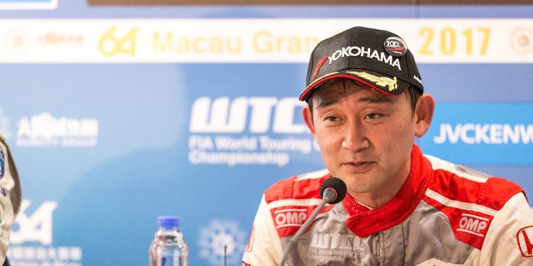 """Ryo Michigami: """"Estoy muy feliz por mi primer podio"""""""