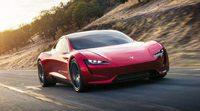 Tesla presentó el veloz Roadster 2020