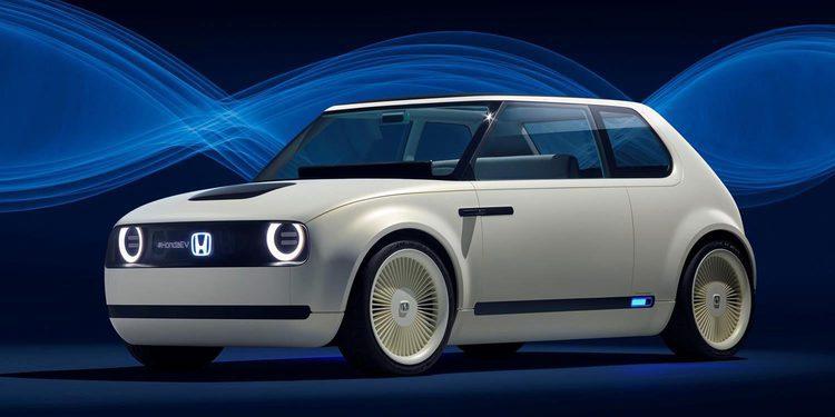 Honda presenta su nuevo concepto llamado Urban Ev
