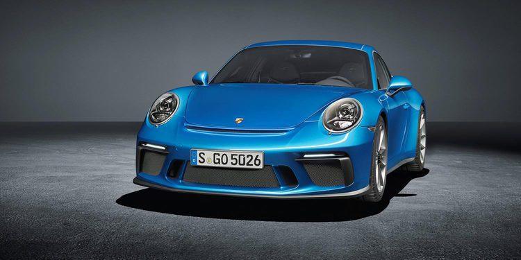 La nueva creación de Porsche es el 911 GT3 Touring Package