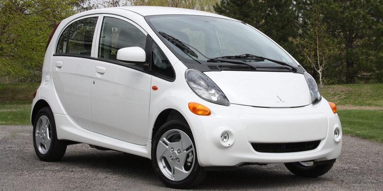 Conoce el nuevo i-Miev eléctrico de Mitsubishi 2018
