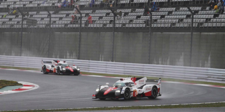 Toyota confirma su continuidad en el WEC y presentó a Fernando Alonso en los tests