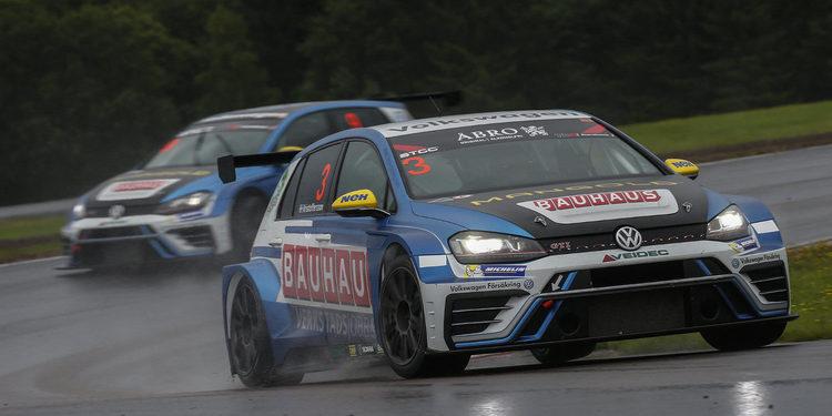 Johan Kristoffersson podría competir de manera permanente en las TCR Escandinavia 2018