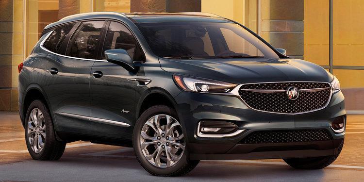 La corporación General Motors nos presenta el nuevo Enclave 2018