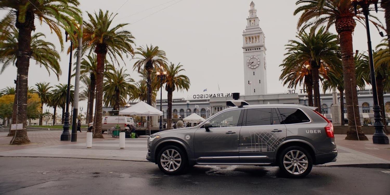 Volvo y Uber se unen para profundizar en la conducción autónoma