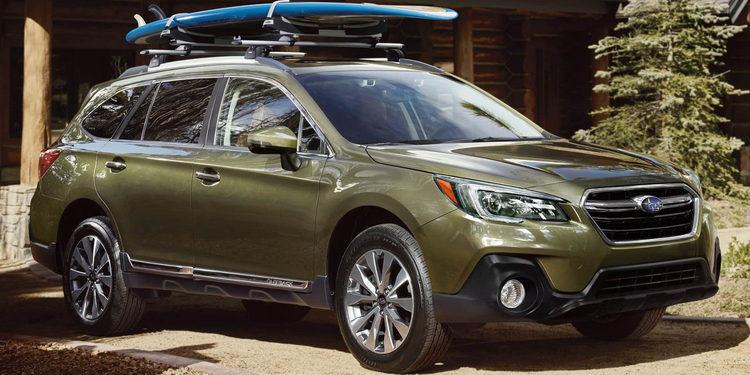 Conozca la nueva Crosstrek 2018 de Subaru