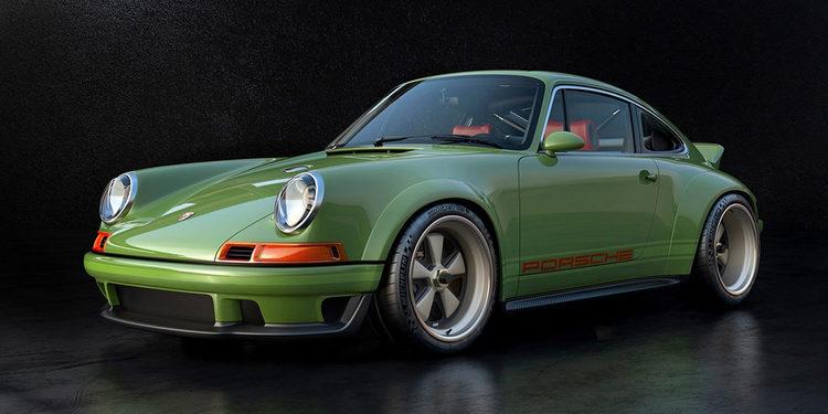 Singer y Wlliams presentan la mejor preparación del Porsche 911