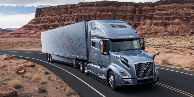 Volvo nos sorprende con el excelente Trucks VNL 2018