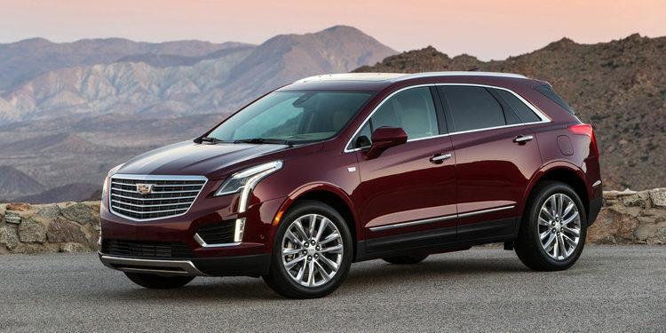 Conoce el nuevo Cadillac XT5 2018, un crossover de lujo