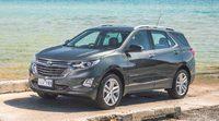 Ya esta en el mercado la nueva Equinox 2018 de Holden GM