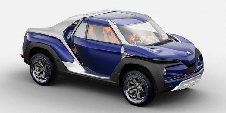 El nuevo concepto de Yamaha será un pick up 4x4