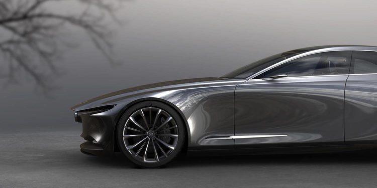 Vision Coupe Concept el sedan deportivo de Mazda