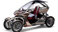 Yamaha presenta el MWC-4 su nuevo prototipo de 4 ruedas