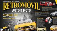 Retromóvil, el XV Salón Internacional del Vehículo de Época