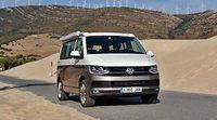 Conoce la nueva Volkswagen T6 California 2018
