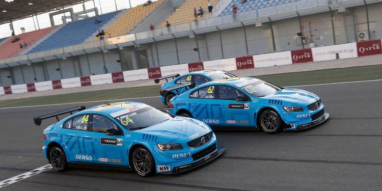 Volvo se hace con el título mundial de fabricantes