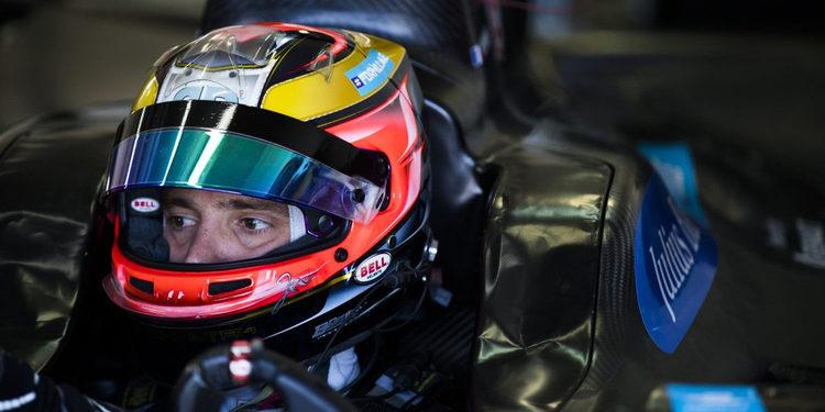 Fórmula E: Calificación al eprix de China, carrera 1