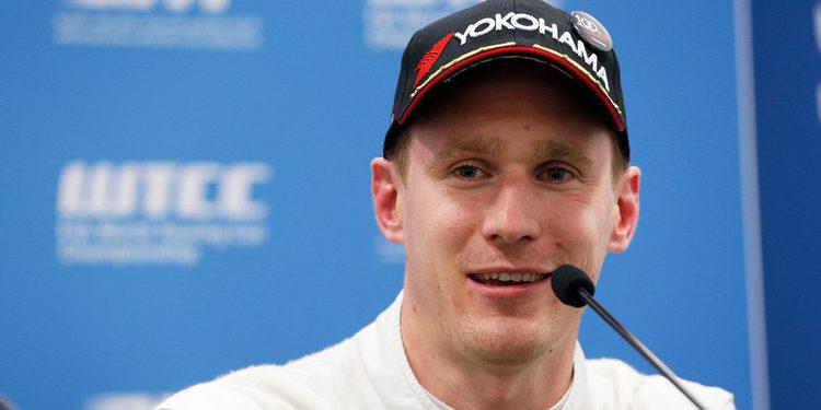 "Nicky Catsburg: ""Es genial ser parte de Cyan Racing"""