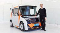 El nuevo REDS EV del fabricante chino Redspace