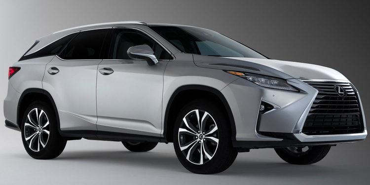 El nuevo Lexus RX-L 2018