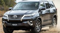 Desde Japón nos llega la nueva Toyota Fortuner 4x4 AT 2018