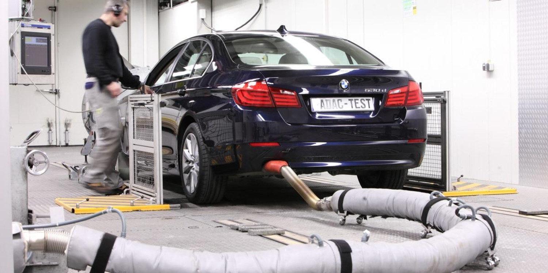 Prohibición de vehículos diesel fabricados antes de 1997 en Bruselas